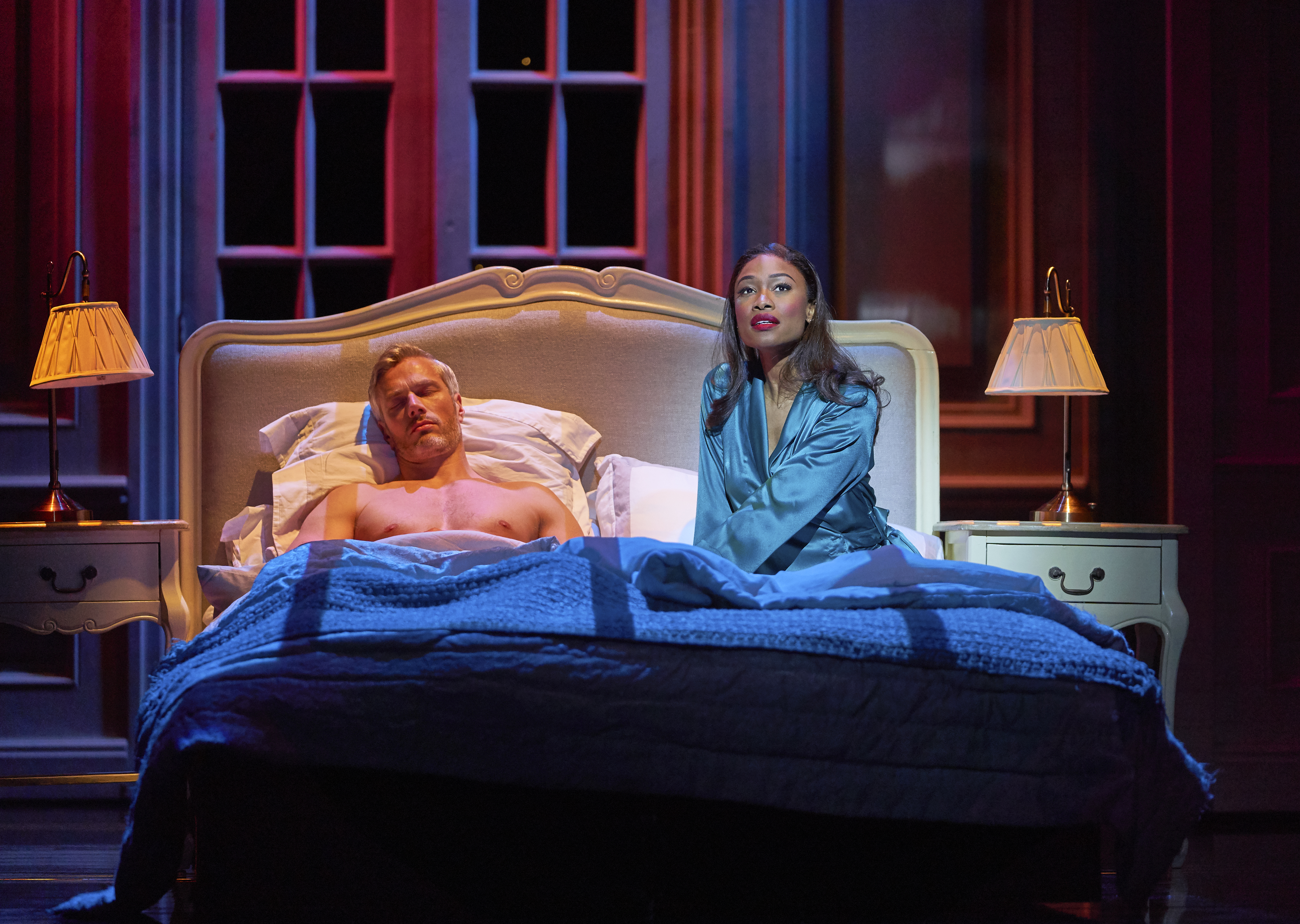 Theatre review The Bodyguard musical